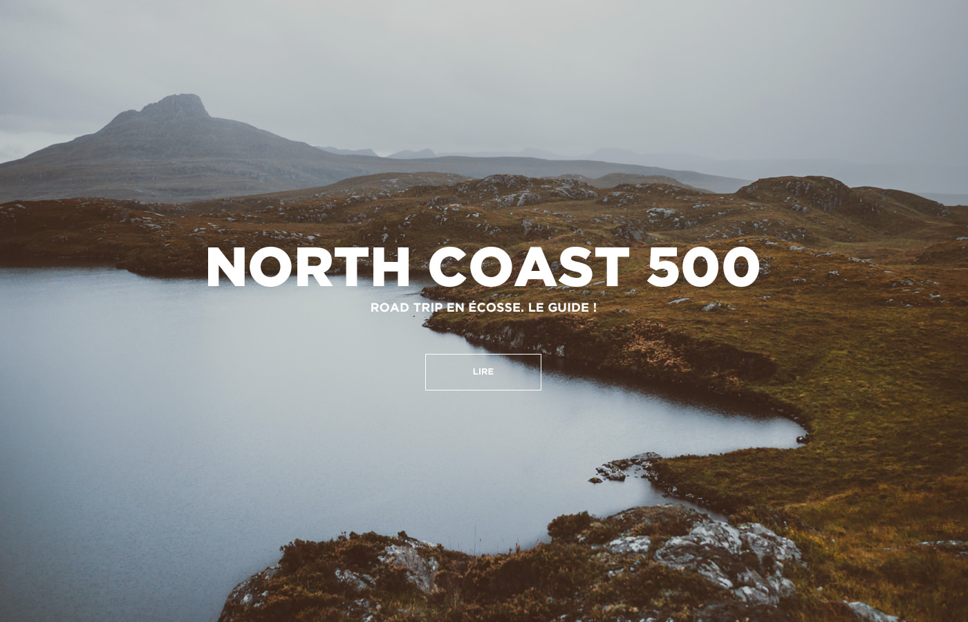 Road trip en Ecosse : North Coast 500, le guide !