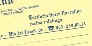 Trattoria Buzzino