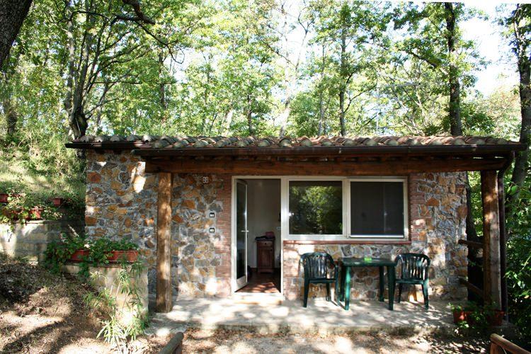Le Fontanelle, le bungalow