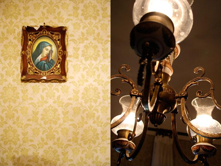 Seminario Vescovile San Andrea, la chambre