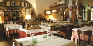 Pizzeria Il Fondaccio, l'intérieur