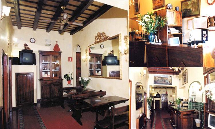 Hôtel abaco, parties communes