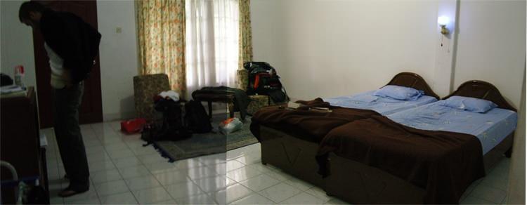 Sibayak Multinational, la chambre