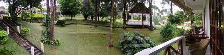 Sibayak Multinational, le jardin