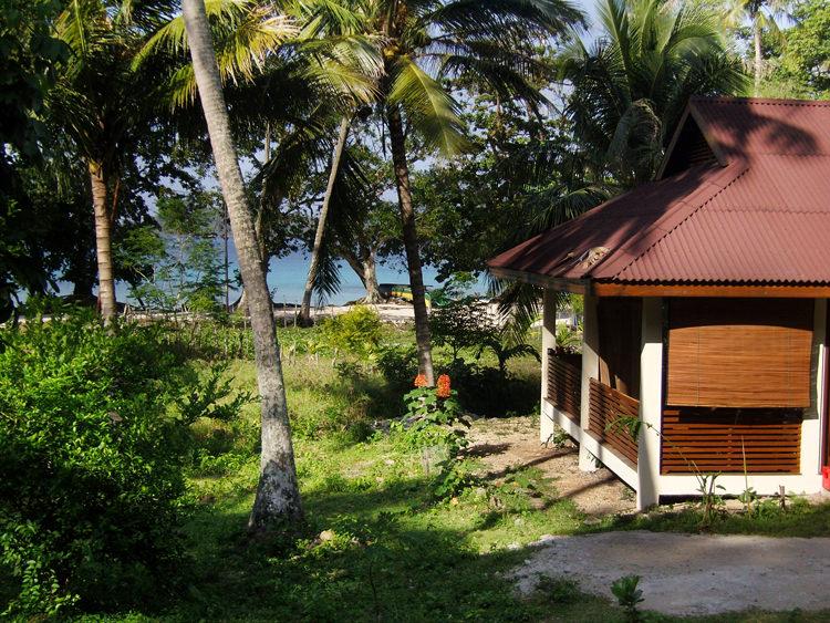 Lumba Lumba, bungalow
