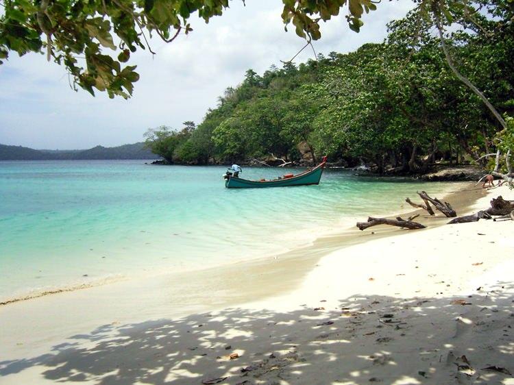 Plage de Gapang, Pulau Weh