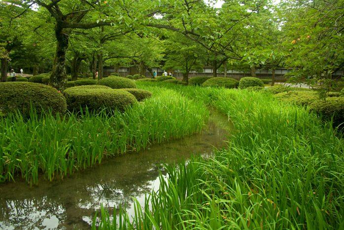 le jardin kenrokuen kanazawa japon blog voyage et