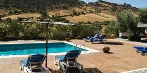 Saramago Casa, la piscine
