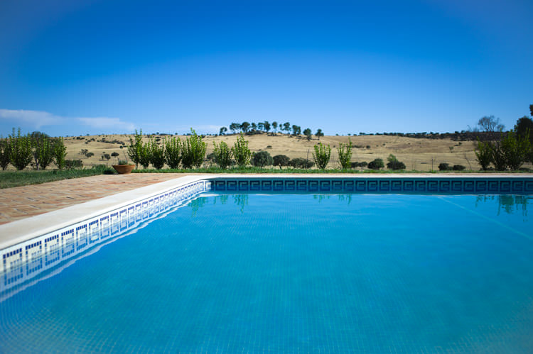 O Monte do Alhinho, la piscine