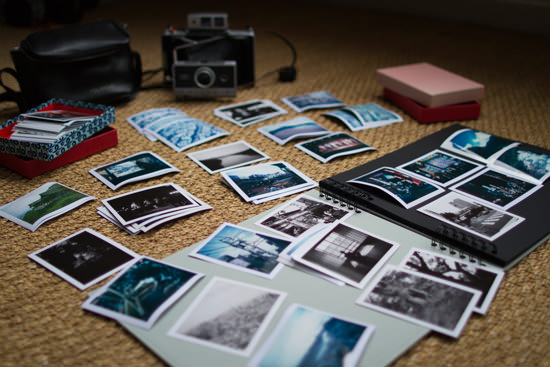 Polaroids du Japon