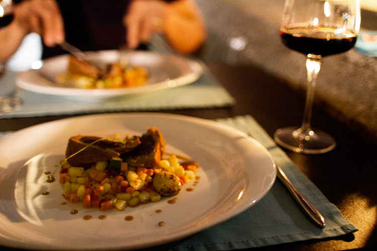 Restaurant Vinhas D'Alho