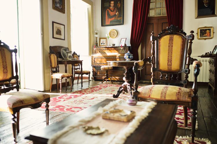 Casa das Obras, salon