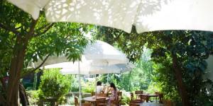 Restaurant terrasse Guimarães