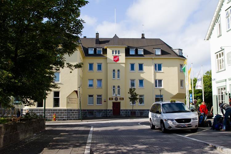 Guesthouse Reykjavik