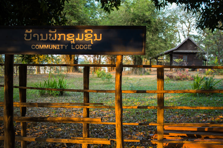 Community Lodge, Don Daeng, Laos