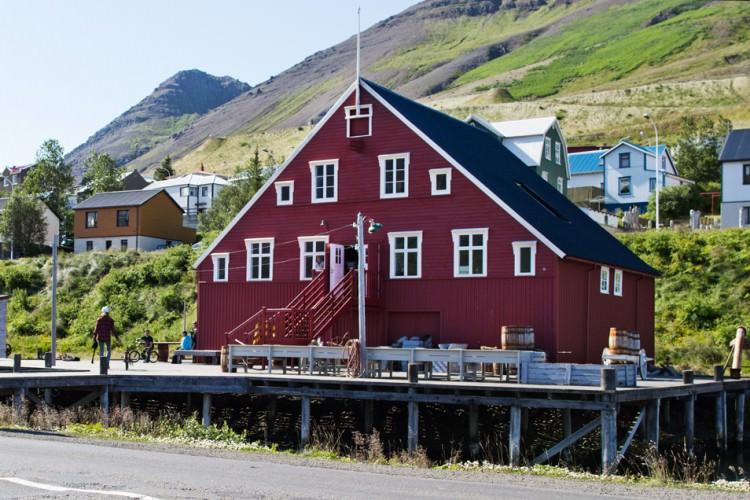 Musée du hareng, Siglufjörður