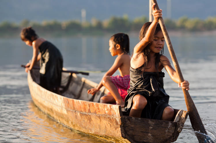 Don Daeng, Laos