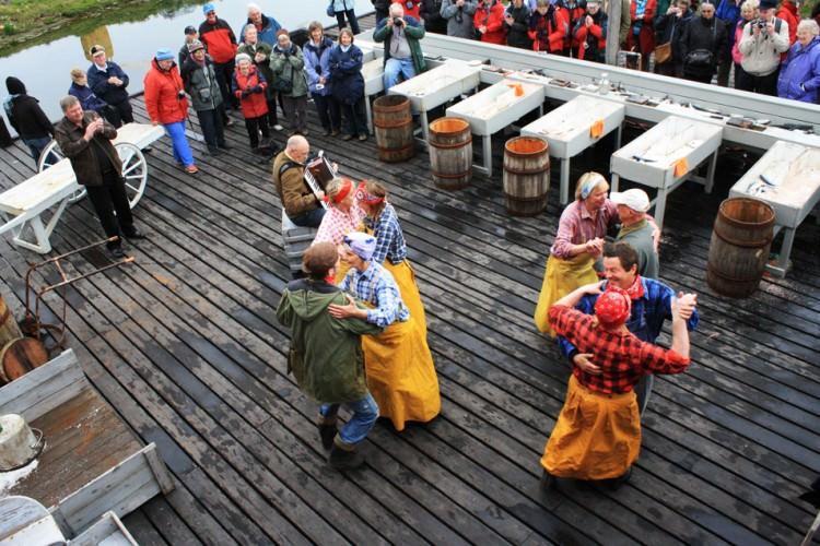 Fête du hareng à Siglufjörður