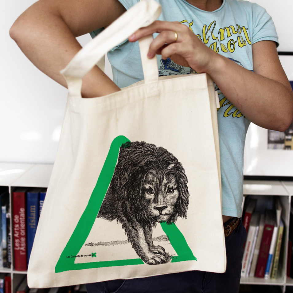 Sac explorateur : le lion