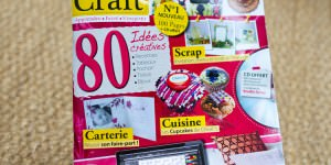 Art & Craft, magazine craftbooking