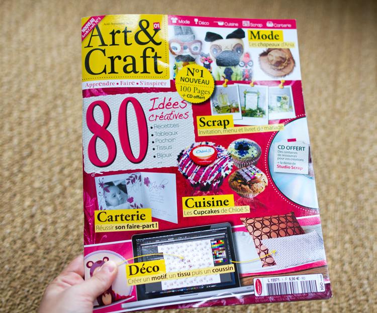 Bien-aimé Une page dans Art & Craft - Blog voyage et photo ✖ Carnets de  CN98