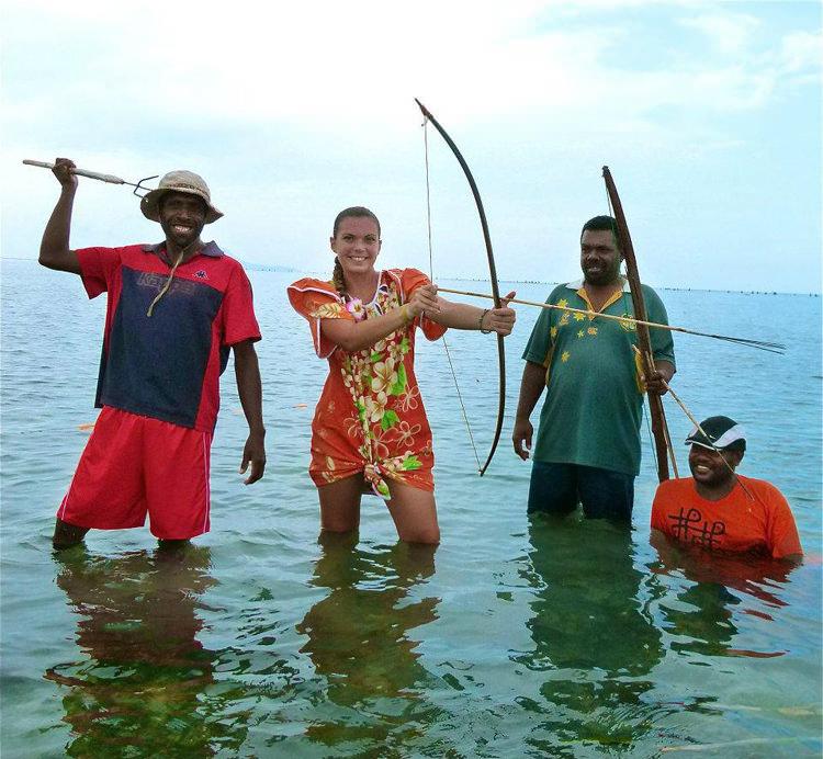 Pêche au Vanuatu