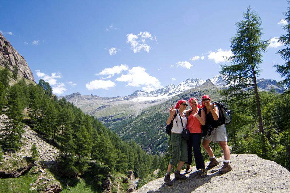 Blog trip dans la Vallée d'Aoste
