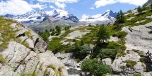 Parc National du Grand Paradis, Vallée d'Aoste