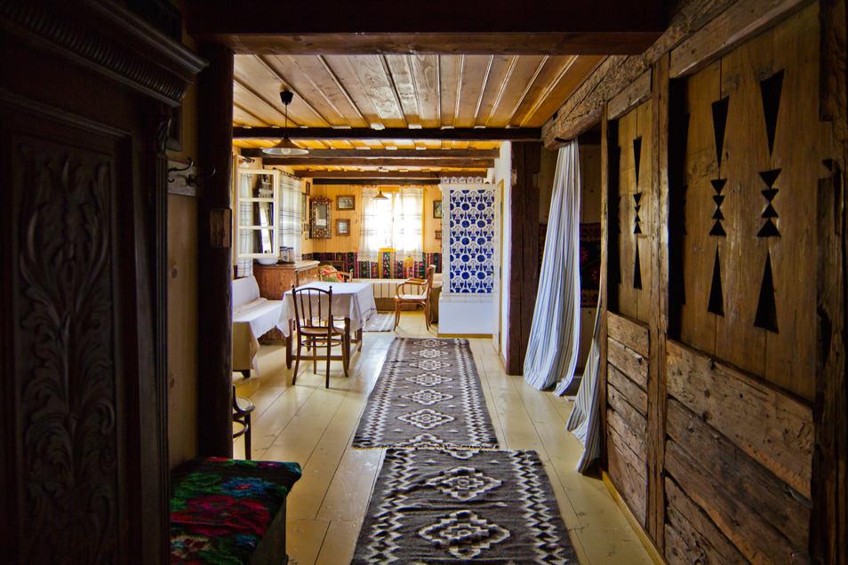 décoration chambre traditionnelle