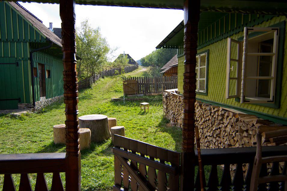 Ferme familiale en Bucovine