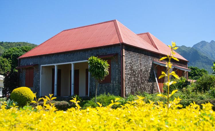 Case créole à l'Entre-Deux, La Réunion