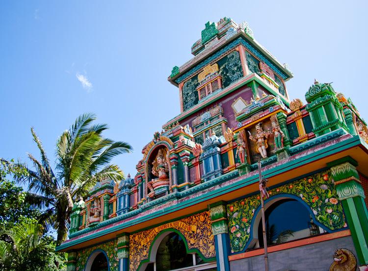 Temple tamoul de St Pierre