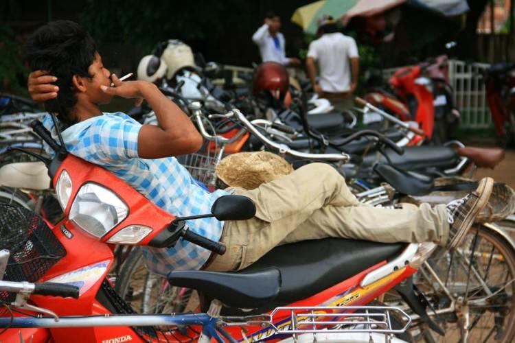 Flâner dans Siem Reap