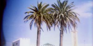 Tanger, polaroid