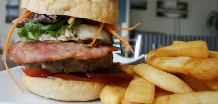 North_Whangaroa burger