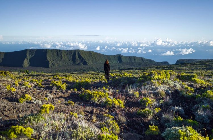 Piton de la Fournaise - Location de voiture pas cher à La Réunion