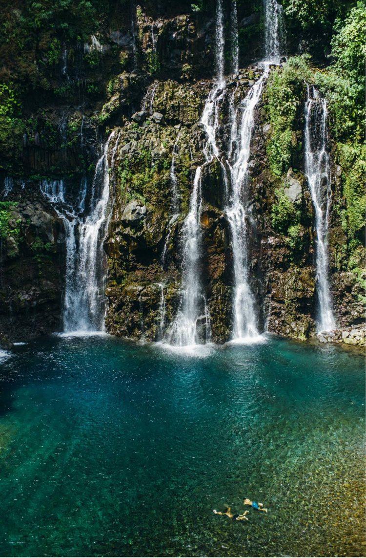 Cascade Grand Galet - Location de voiture pas cher à La Réunion