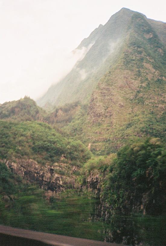 La Réunion, Olympus XA