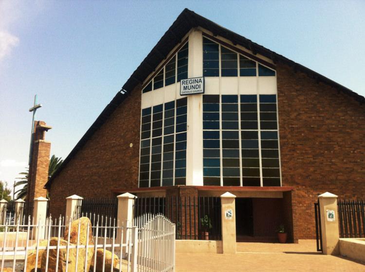 Regina Mundi, Soweto