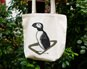 Tote bag explorateur Puffin