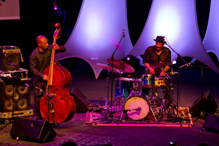 Louis Moholo, Cape Town International Jazz Festival