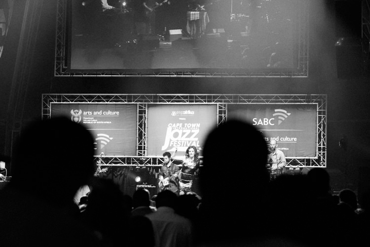 CéU, Cape Town International Jazz Festival