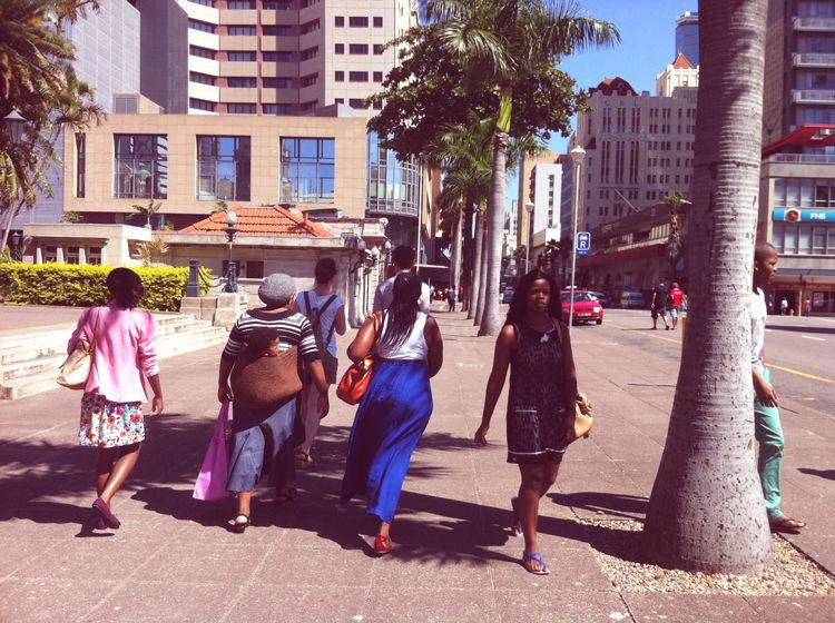 Centre-ville de Durban