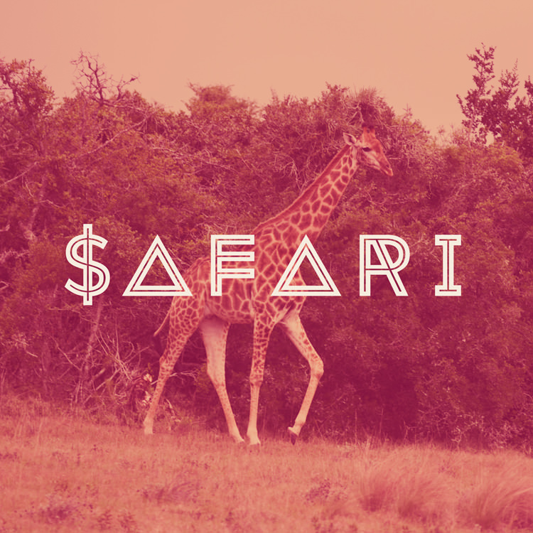 Safari Girafe