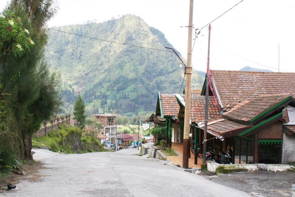 Cemoro Lawang, mont Bromo, Java