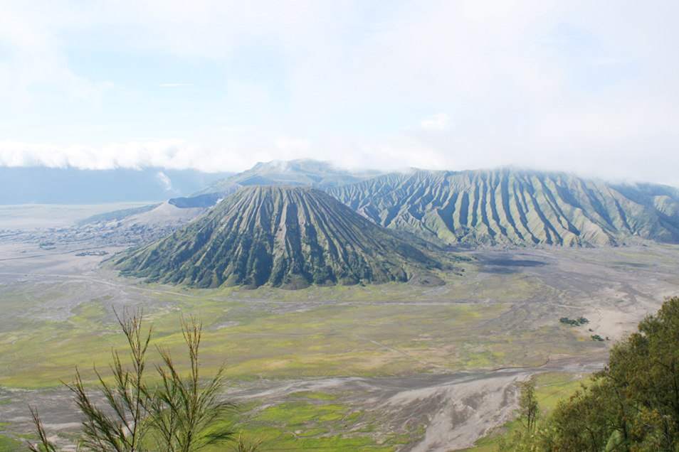 La Caldeira, Mont Bromo, Java