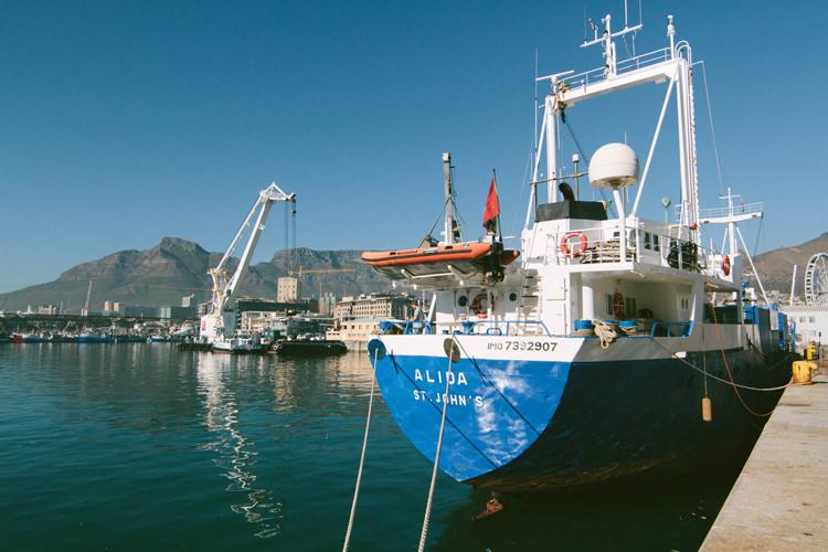Port, Cape Town