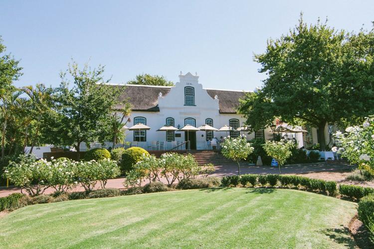 Neethlingshof Wine Estate, Afrique du Sud