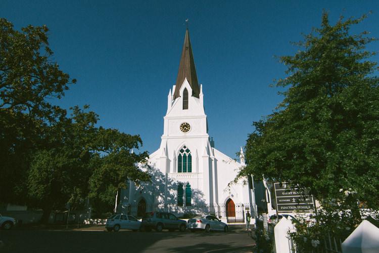 Église de Stellenbosch
