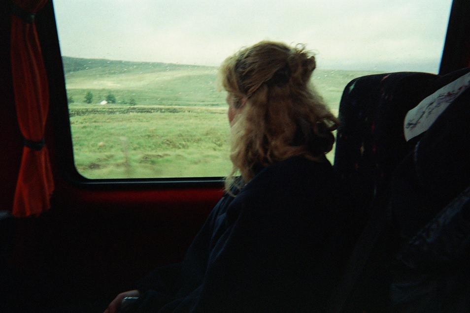 Voyage en Irlande, Donegal